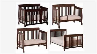 convertable baby crib