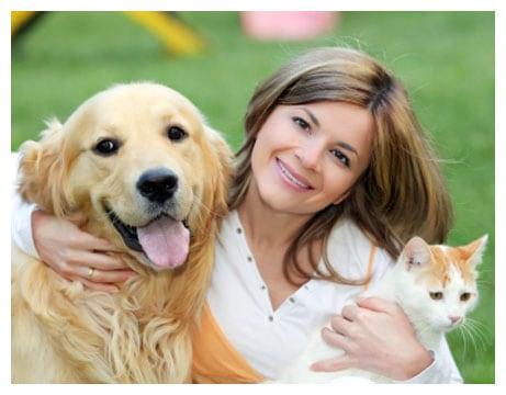 pet give you companionship