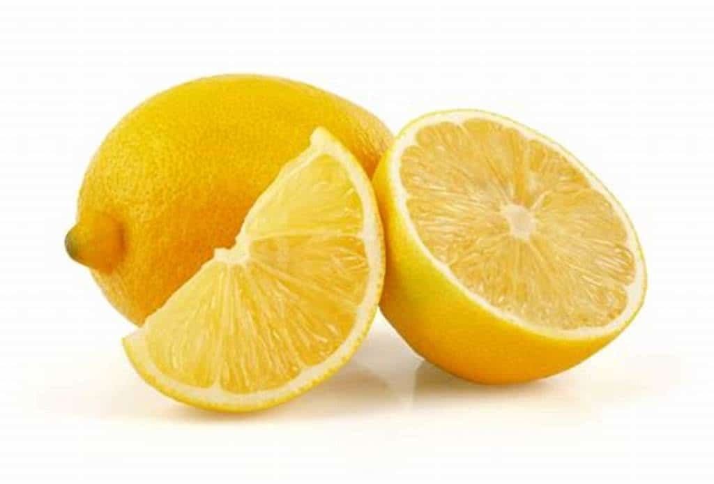 lemons are great for removing blackheads