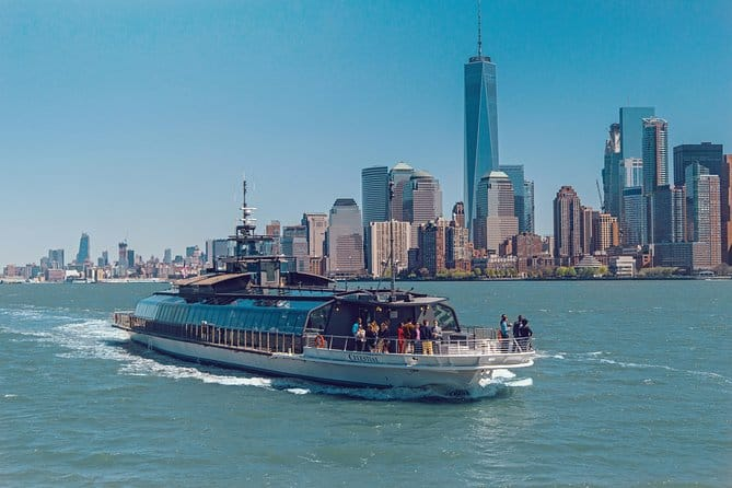 NYC LUNCH CRUISE