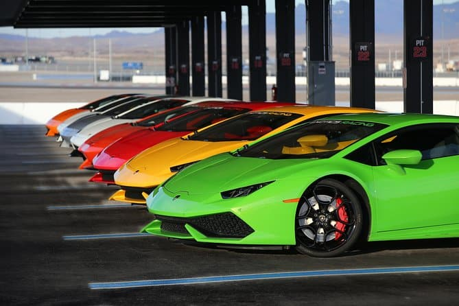experience gifts exotic cars