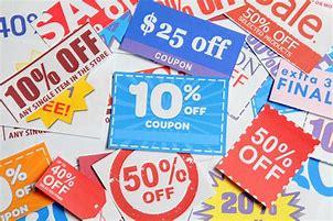 use money saving coupons