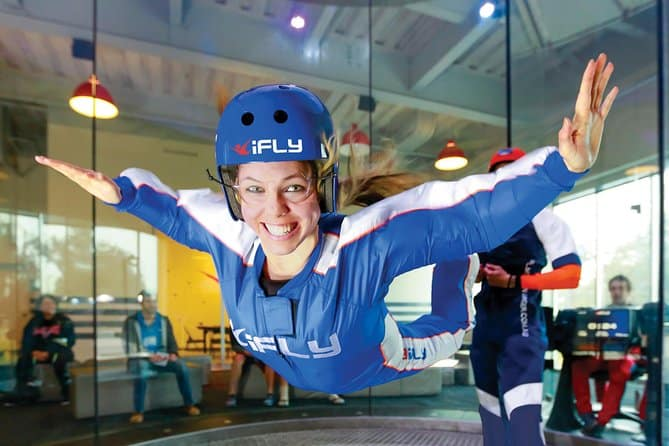 experience gifts indoor skydiving