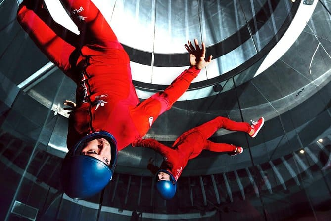experience gift indoor skydiving