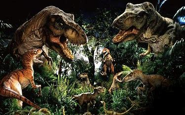experience gift jarassic park