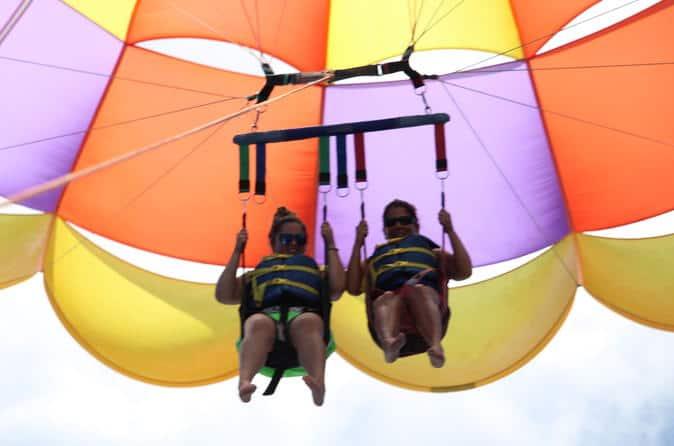 extreme parasailing