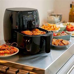 air fryers cook food healthy