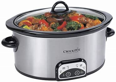 chealthy cooking with crock pots