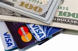 cash vs credit cards